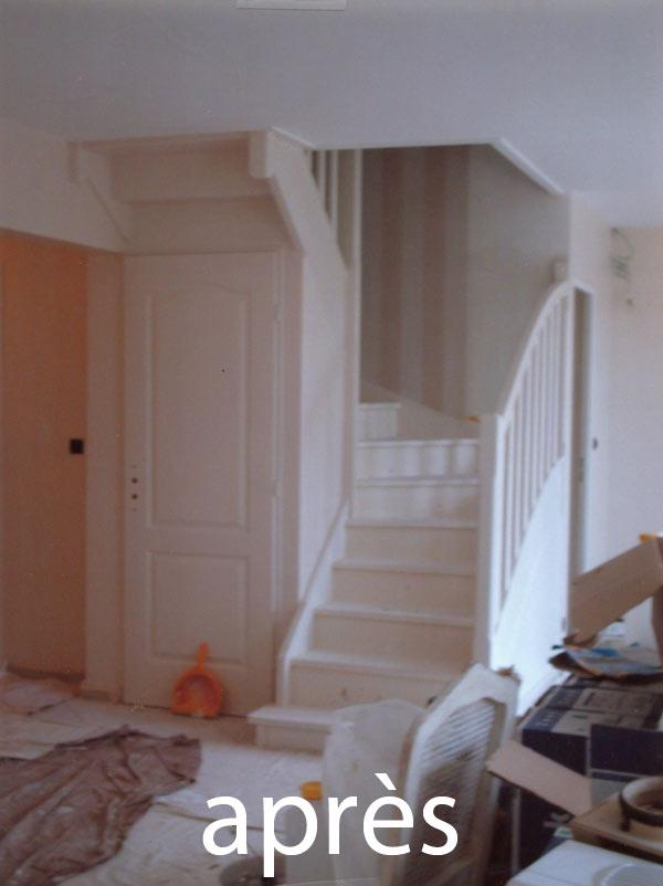 peintre meuble cuisine